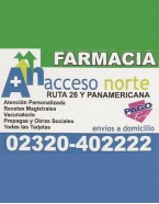 Farmacia Acceso Norte